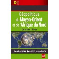 Géopolitique du Moyen-Orient et de l'Afrique du Nord - Du Maroc à l'Iran