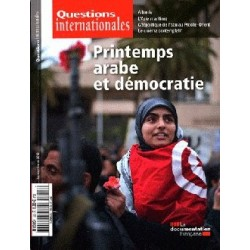 Questions internationales N° 53, Janvier-févriPrintemps arabe et démocratie