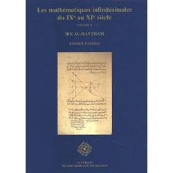 les mathématiques infinitésimales du IXe au XIe siècle. Volume 2, Ibn Al-Haytham