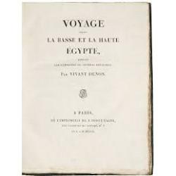 Voyageurs et écrivains Français en Egypte Tome II