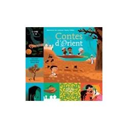 Contes d'Orient + CD De bouche à oreille -