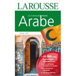 Dictionnaire de poche Larousse français-arabe