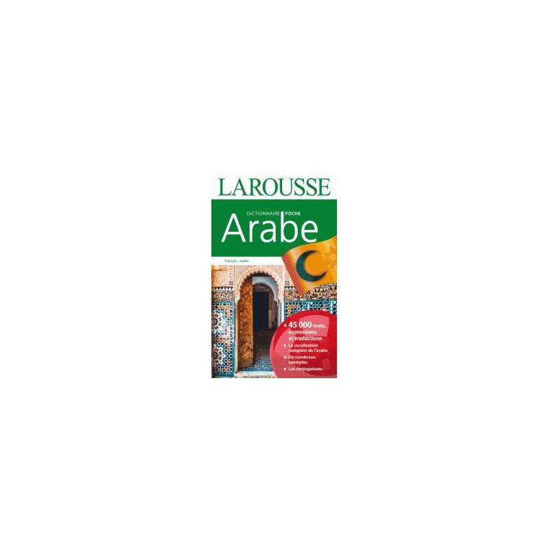 Dictionnaire De Poche Larousse Francais Arabe Librairie Du Monde Arabe