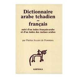 Dictionnaire arabe tchadien-français