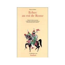 Roman de Baibars-9 - Echec au roi de Rome