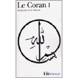 Le Coran TOME I