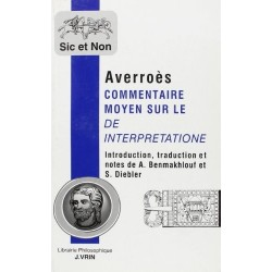 Commentaire moyen sur le De Interpretatione