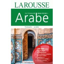 Dictionnaire Larousse maxi poche + français-arabe