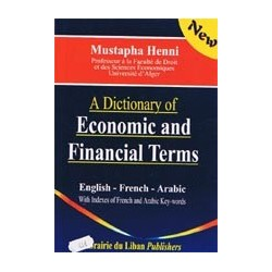 Economic and Financial Termes (En/Fr/Ar)