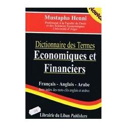 Dictionnaire Des Termes Economiques et Financiers(Fr-An-Ar)