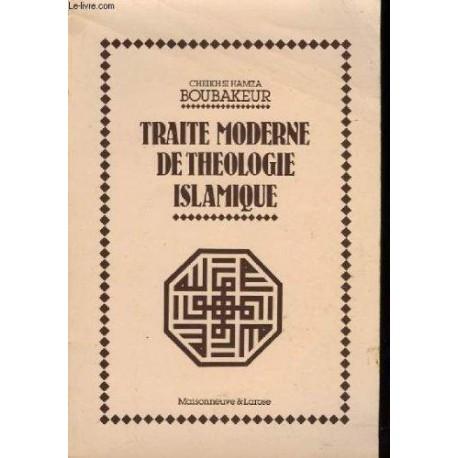 Traité moderne de théologie islamique