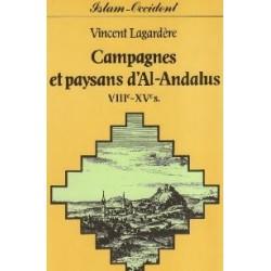 Campagnes et Paysans d'Al-Andalus. VIIIe-XVe siècle