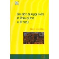 Deux récits inédits en Afrique du Nord au XIIe siècle