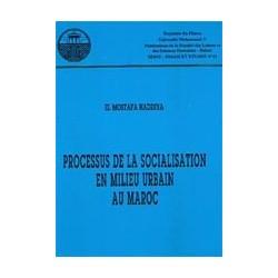 Processus de la socialisation en milieu urbain au Maroc