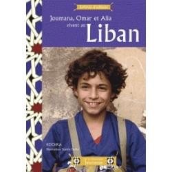 Jouma, Omar et Alia vivent au Liban