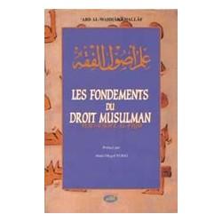 Les fondements du Droit musulman             Relié