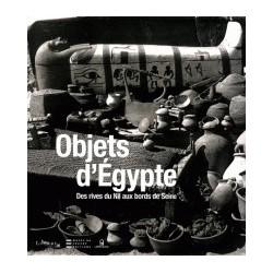 Objets d'Egypte des rives du nil aux bords de seine-parcours archeologique