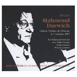 Récital Mahmoud Darwich