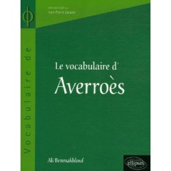 Vocabulaire d'Averroès